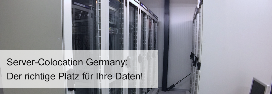 Banner - Colocation Germany